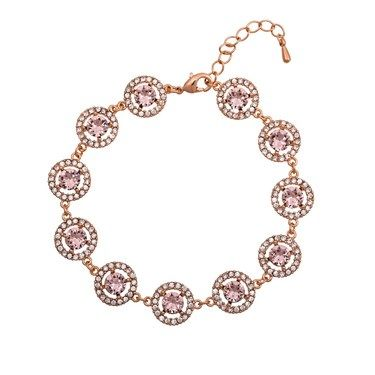 Lily & Rose Miranda Vintage Rose Bracelet  - Click to view larger image