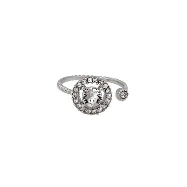 Lily & Rose Miranda Crystal Ring  - Click to view larger image