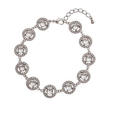Lily & Rose Miranda Crystal Bracelet  - Click to view larger image