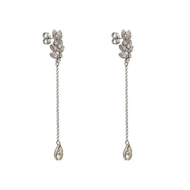 Lily & Rose Miss Laurel Crystal Drop Earrings  - Click to view larger image