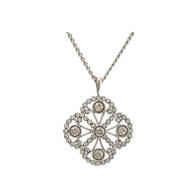 Lily & Rose Miss Lola Crystal Necklace  - Click to view larger image