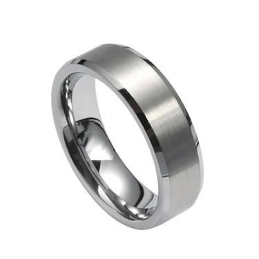 Guise Steel Ring