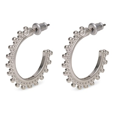 Pilgrim Silver Plated Earrings  - Click to view larger image