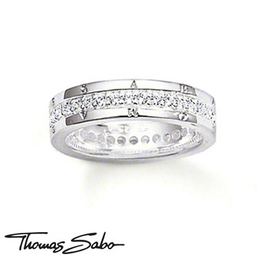 Thomas Sabo Silver Ring