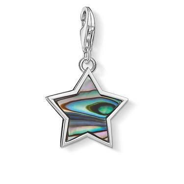 Thomas Sabo Mop Star Charm  - Click to view larger image
