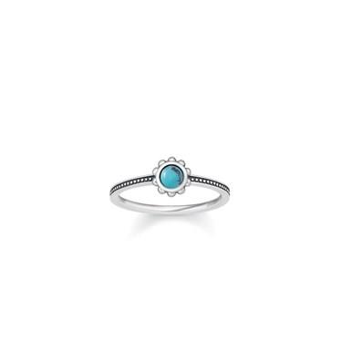 Thomas Sabo Silver Ring  - Click to view larger image