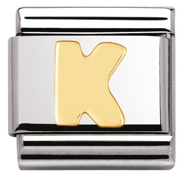 Nomination K Charm  - Click to view larger image