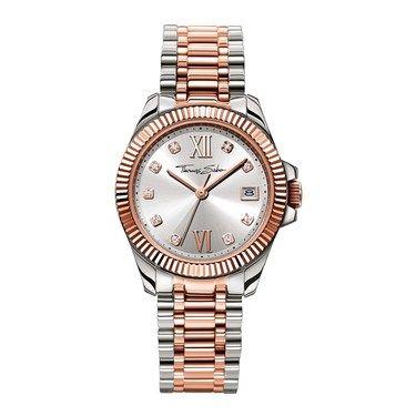 Thomas Sabo Rose Gold Mix Watch  - Click to view larger image