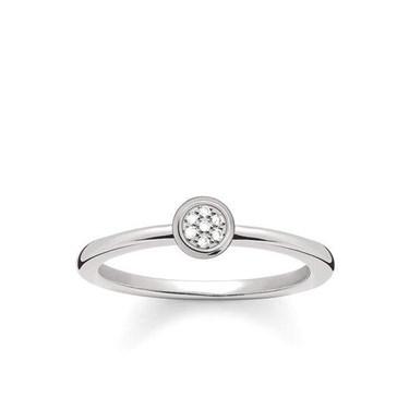 Thomas Sabo Circle Ring  - Click to view larger image