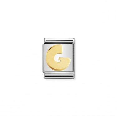Nomination BIG Letter G Charm  - Click to view larger image