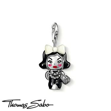 Thomas Sabo Paris Sabo Doll Charm  - Click to view larger image