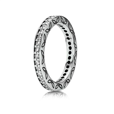 Pandora Clear Zirconia Ring