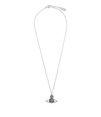 Vivienne Westwood Black Lena Necklace  - Click to view larger image