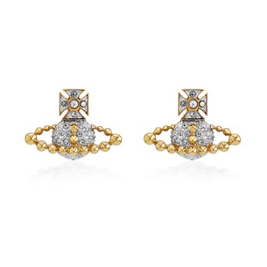 Vivienne Westwood Lena Earrings  - Click to view larger image