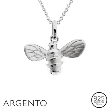 Argento Bumblebee Necklace