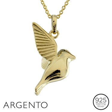 Argento Bird Necklace