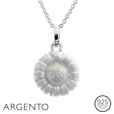 Argento Daisy Necklace