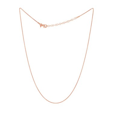 Storie 45cm Rose Gold Pendant Chain  - Click to view larger image