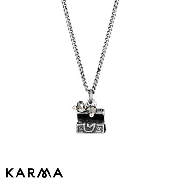 Karma Treasure Chest Necklace