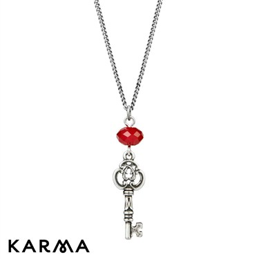Karma Key Necklace