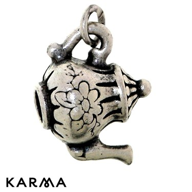Karma 16 Inch Teapot Necklace