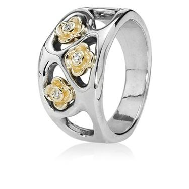 Pandora Perfect Posey Ring
