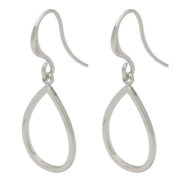 Pilgrim Silver Roxy Earrings   - Click to view larger image