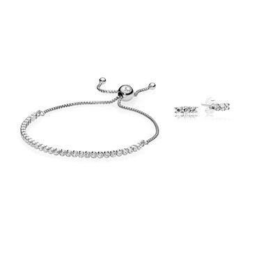 Pandora Sparkling Strand Gift Set  - Click to view larger image