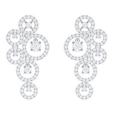 Swarovski Creativity Drop Earrings  - Click to view larger image