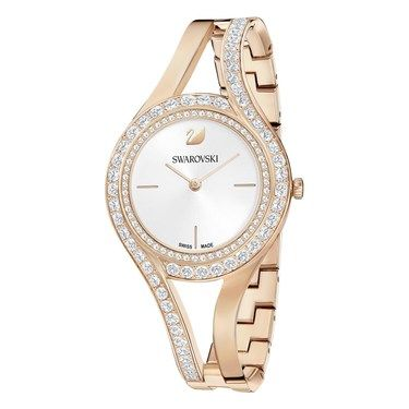 Swarovski Eternal Rose Gold Watch  - Click to view larger image