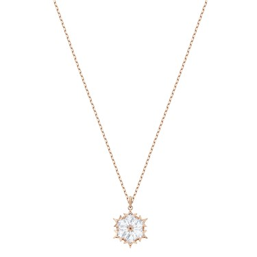 Swarovski Magic Rose Gold Necklace  - Click to view larger image