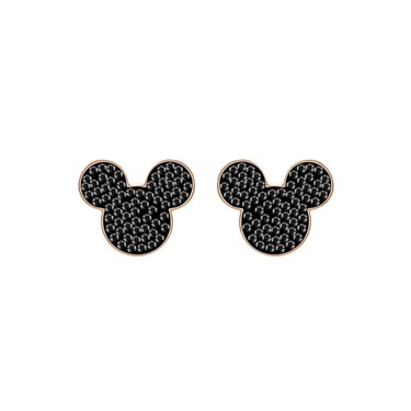 Swarovski Mickey Earrings  - Click to view larger image