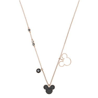 Swarovski Mickey Necklace  - Click to view larger image