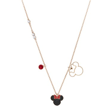 Swarovski Minnie Necklace  - Click to view larger image