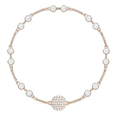 Swarovski Remix Collection Rose Gold Carrier Bracelet  - Click to view larger image