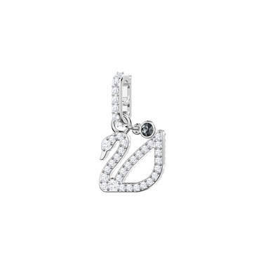 Swarovski Remix Collection Swan Charm  - Click to view larger image