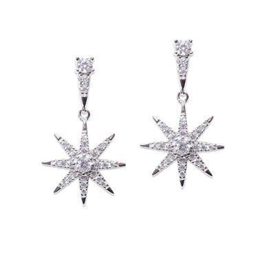 Carat* London Nysa Drop Earrings  - Click to view larger image