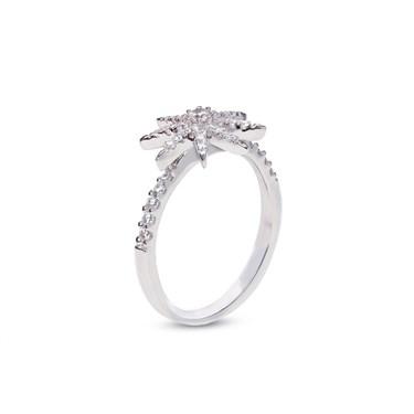 Carat* London Vega Ring Size P  - Click to view larger image