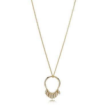 Pandora Limited Edition Circle of Seeds Necklace  - Click to view larger image