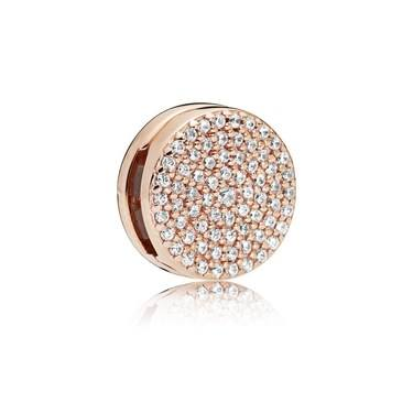 Pandora Rose Reflexions Dazzling Elegance Charm  - Click to view larger image