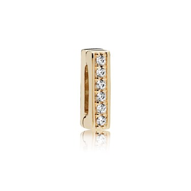 Pandora Shine Reflexions Timeless Sparkle Charm  - Click to view larger image