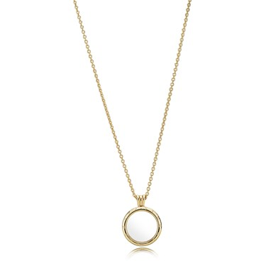 Pandora Shine Floating Locket Necklace - Medium  - Click to view larger image