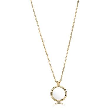 Pandora Rose Floating Locket Necklace - Medium  - Click to view larger image