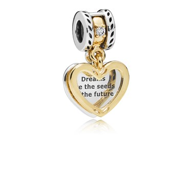 PANDORA Seeds of the Future Pendant Charm  - Click to view larger image
