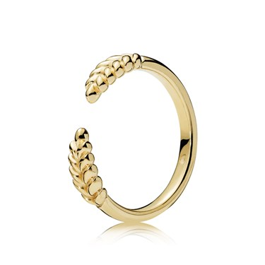 PANDORA Shine Open Grains Ring  - Click to view larger image