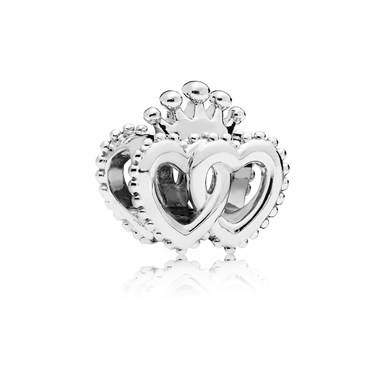PANDORA United Regal Hearts  - Click to view larger image