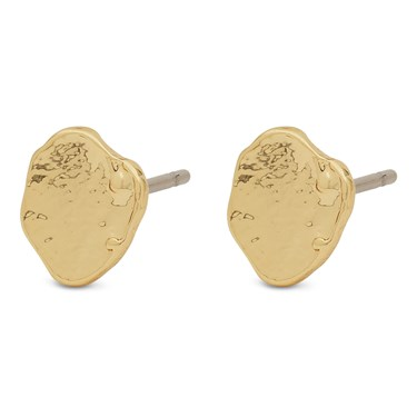 Pilgrim Gold Marley Earrings   - Click to view larger image