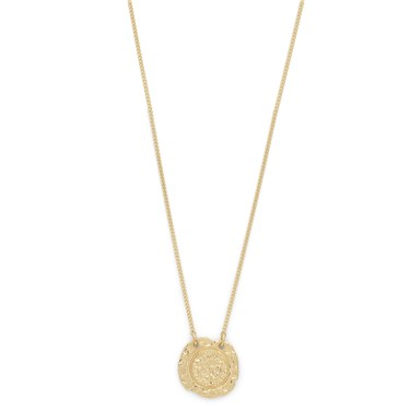 Pilgrim Gold Marley Necklace  - Click to view larger image