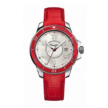 Thomas Sabo Red Leather IT Girl Watch