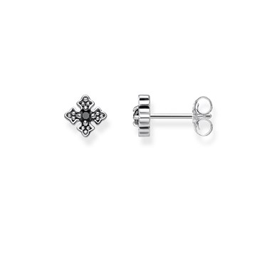 d4a7c37af Thomas Sabo Kingdom of Dreams Black Earrings - Click to view larger image
